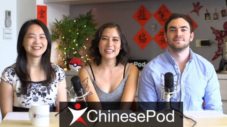 New Cooperation between Chinesepod and Mandarin Companion