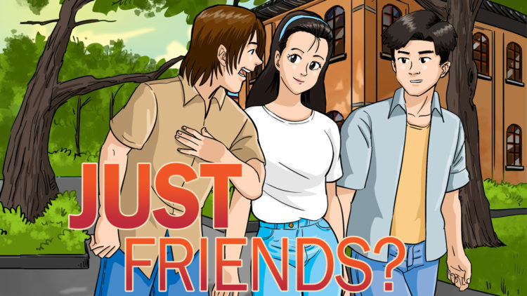 """New Book """"Just Friends?"""" Breakthrough Level"""