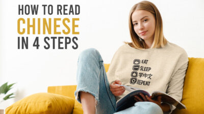 How to Read Chinese in 4 Steps: A Guide for Beginners